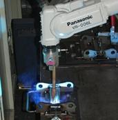 Roboter mit Fahrwerk