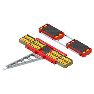 Transportfahrwerke ECO-Skate BIG (PU)