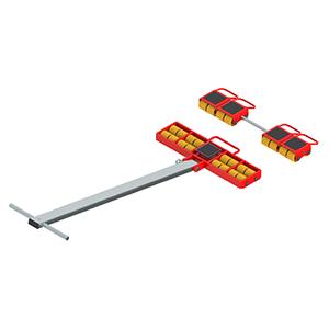 Transportfahrwerk ECO-Skate MINI (PU)