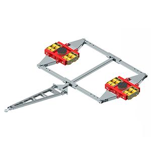 Transportfahrwerke ECO-Skate DUO XL (PU)