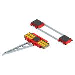 Transportfahrwerke ECO-Skate XL (PU)