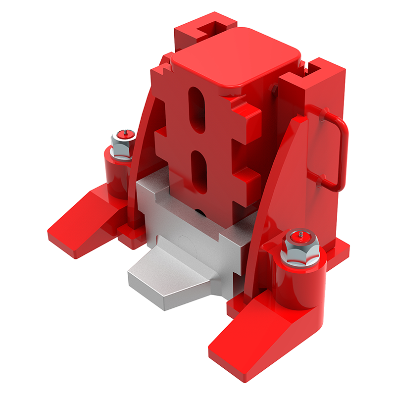 Maschinenheber für externe Pumpen HTS ECO-Jack XR