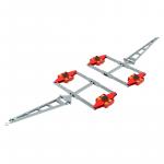 HTS ECO-Skate DUO XL (PU) - X16D (PU) + X16D (PU) Set