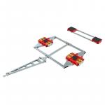 HTS ECO-Skate DUO XL (PU) - X32D (PU) + X32S (PU) Set