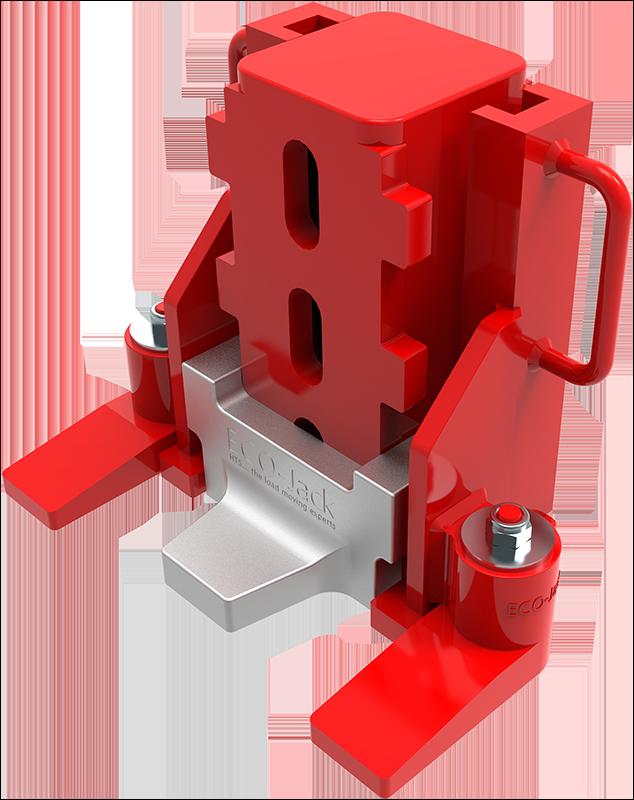 ECO-Jack mit externer Pumpe