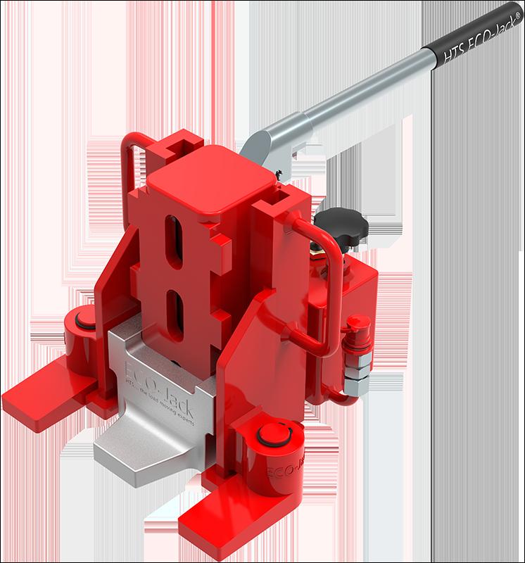 ECO-Jack mit integrierter Pumpe