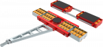 Transportfahrwerk ECO-Skate mit Dreipunktauflage