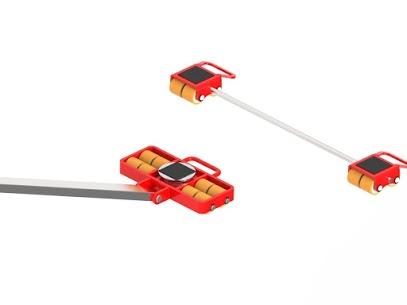 ECO-Skate MINI bewegt bis zu 10 Tonnen auf 60mm