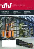 DHF Intralogistik 05/2014